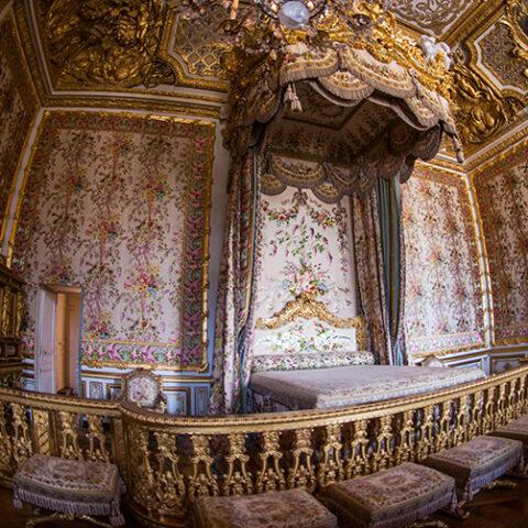 Quatro vezes Versailles