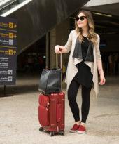 Viajando de avião gravidona – De NY a SP com 31 semanas!