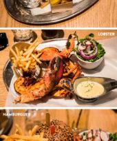 Hambúrguer e Lagosta em NY #viajandocomaChata