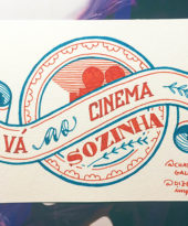 Vá ao cinema sozinha!