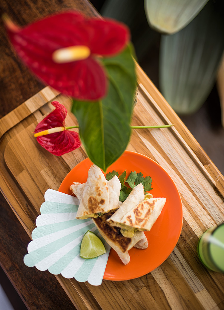 Wraps de frango e abacate – O Chef e a Chata