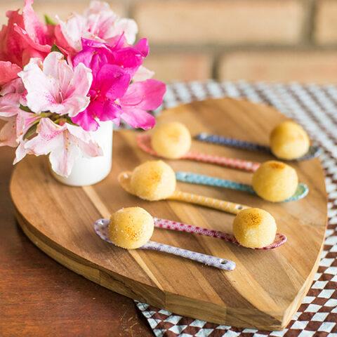 Brigadeiro de crème brûlée – O Chef e a Chata