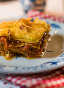 Como fazer lasanha – O Chef e a Chata