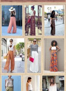 Variando a skinny: amando pantalonas e flares!