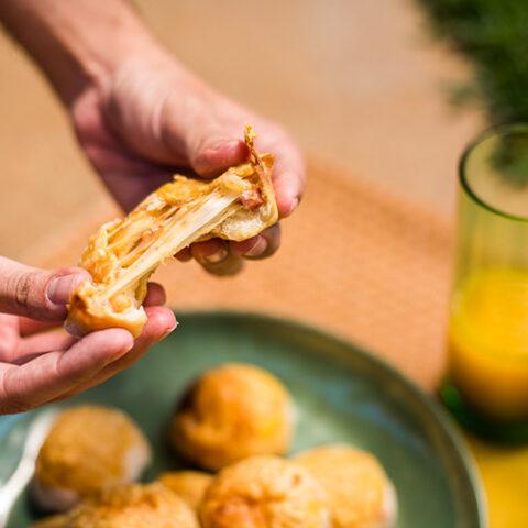 Bacon Pizza Balls – O Chef e a Chata