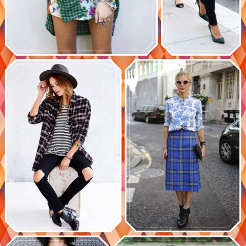 23 looks com mix de estampas