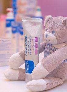 Cuidando da pele (do bebê!)