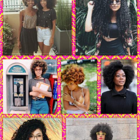 Pra inspirar: afro hair