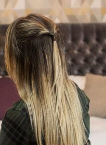 Penteado fácil e rápido