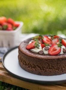 Bolo Mousse de Chocolate – O Chef e a Chata