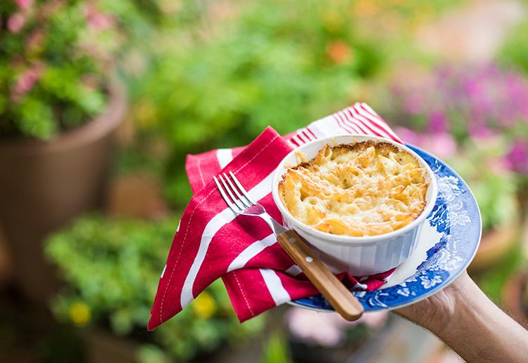 Resultado de imagem para mac and cheese receita