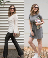Quatro looks com lentes Tansitions