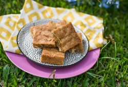 Blondies (brownie branco) – O Chef e a Chata