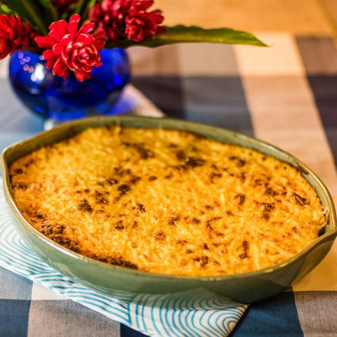 Moussaka (lasanha grega) – O Chef e a Chata