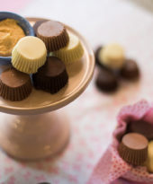 Mini Reese's – O Chef e a Chata