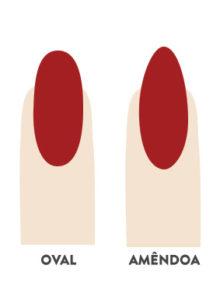 A volta das unhas arredondadas (e suas variações!)