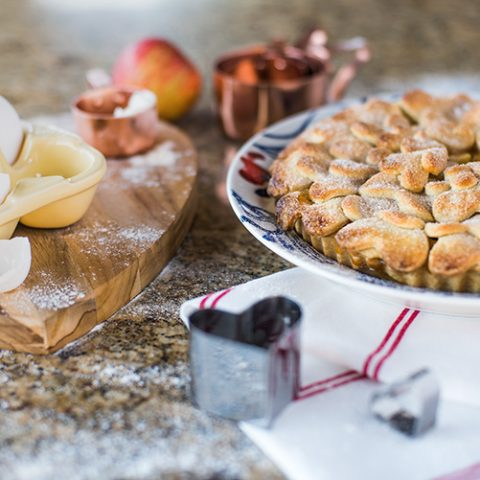 Torta de maçã – O Chef e a Chata