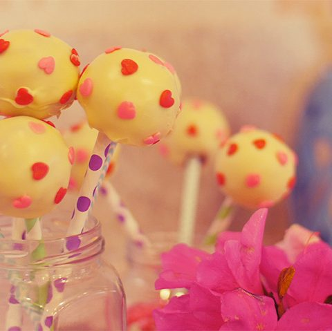 Cake Pops Red Velvet – O Chef e a Chata