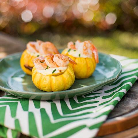 Camarão na moranga – O Chef e a Chata