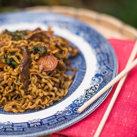 Receita de Yakissoba – O Chef e a Chata