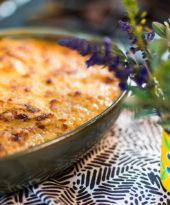 Gratinado de frango com batatas – O Chef e a Chata