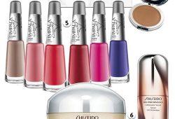 Novidades da semana: MAC, Impala, Shiseido