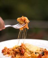 Macarrão ao forno (sem usar fogão!) – O Chef e a Chata