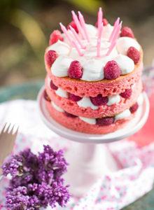 Bolo Pink Lemonade | O Chef e a Chata