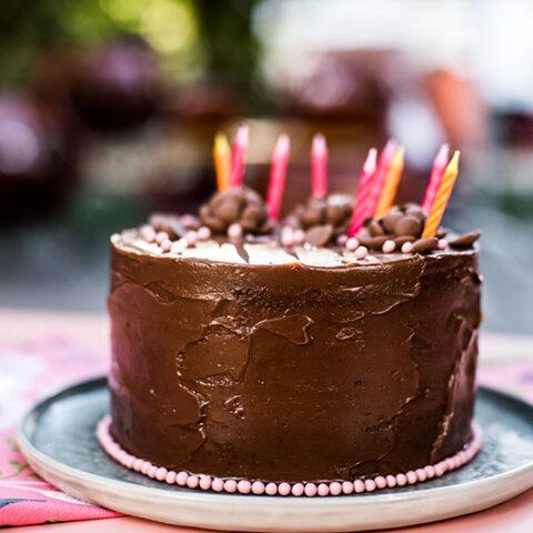 Bolo Simples e Perfeito de Chocolate | O Chef e a Chata