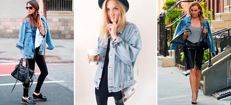0fa6812da3 Atualizando o look de inverno  jaqueta jeans oversized - Lu Ferreira ...