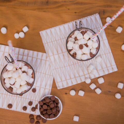 Chocolate quente de Nutella   O Chef e a Chata