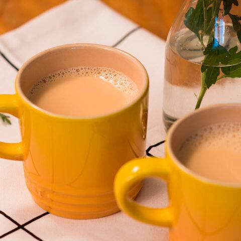 Pra esquentar: leite queimado | O Chef e a Chata