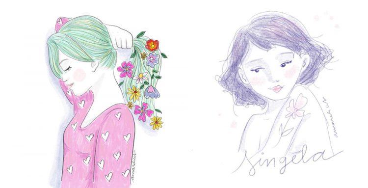 ilustradores amarelices