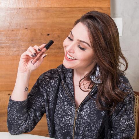 Chatômetro: batom Lip Lingerie, da NYX