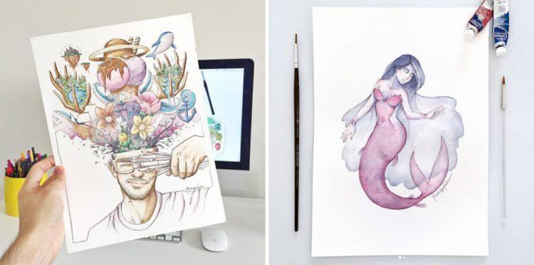 ilustradores rodrigo falco