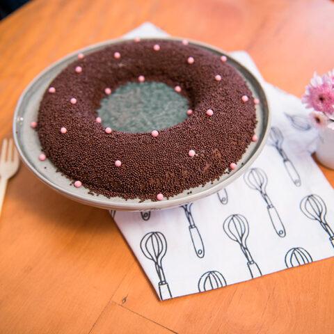 Como fazer Brigadeirão | O Chef e a Chata