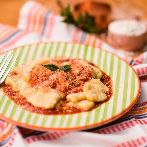 Como fazer nhoque de batata | O Chef e a Chata