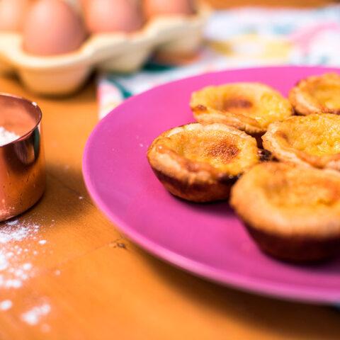 Como fazer pastel de Nata | O Chef e a Chata