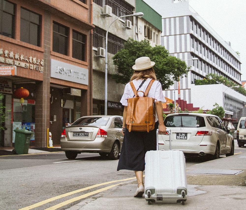 10 dicas para quem está planejando viajar sozinha