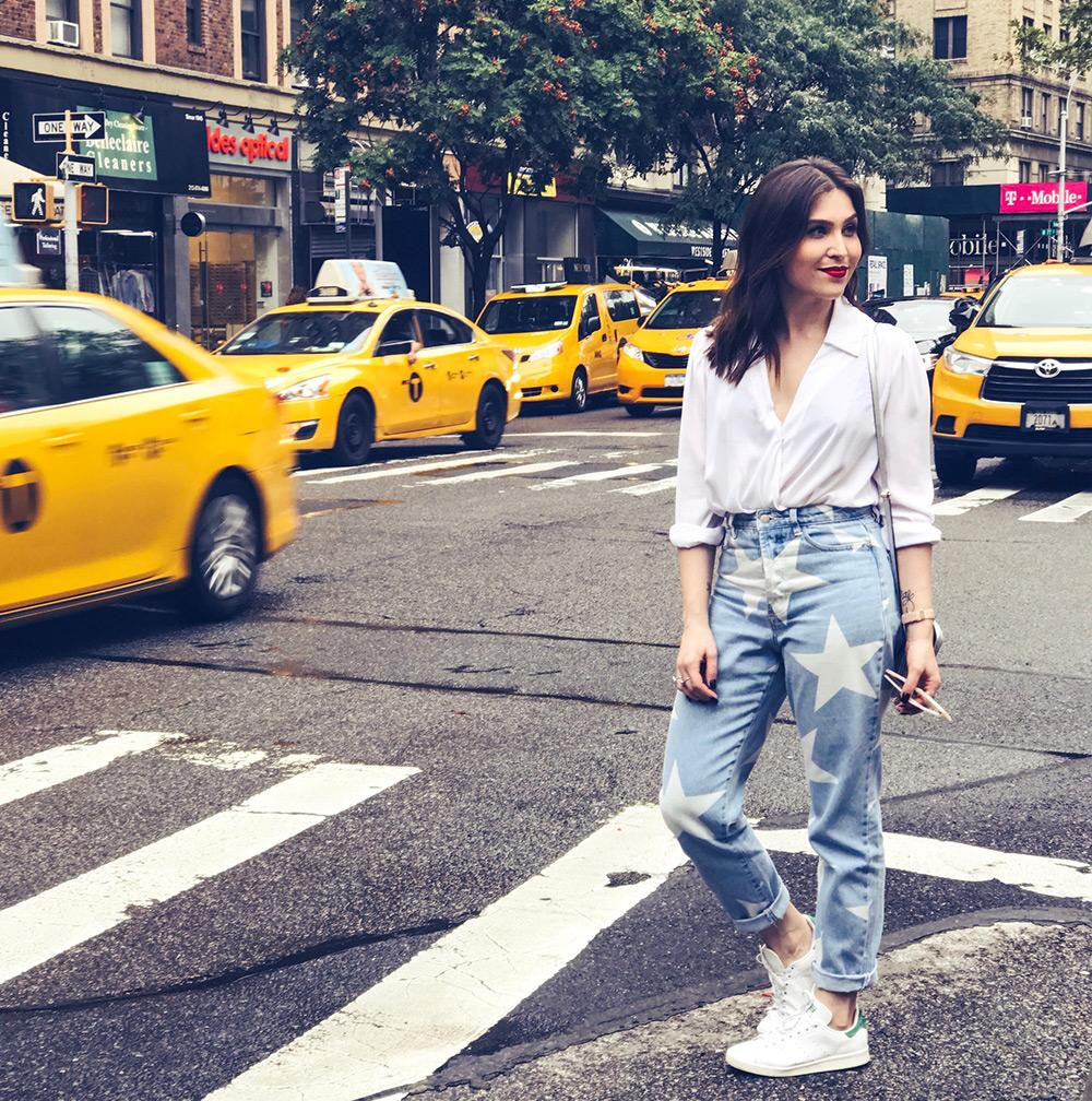 Meus looks em NY