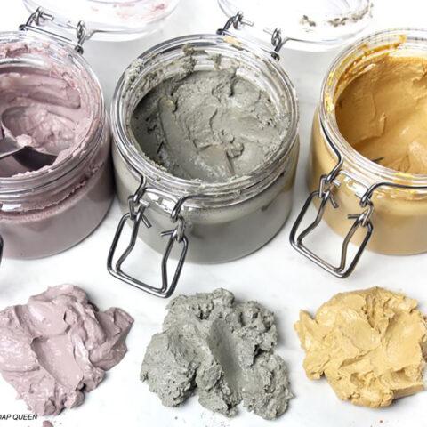 Argiloterapia: conhecendo os tipos de argilas e suas funções