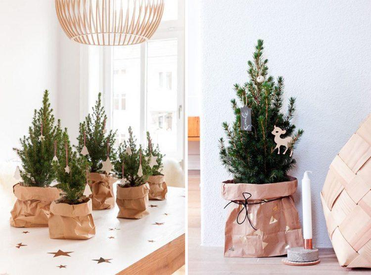 decorações fáceis e diferentes para o Natal 4