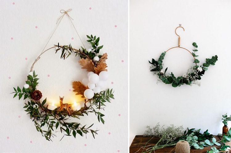 decorações fáceis e diferentes para o Natal 2