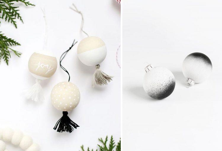 decorações fáceis e diferentes para o Natal 3