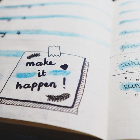 Um guia simples para você não furar suas metas para 2018