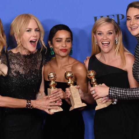 Os looks do Golden Globes: quando um pretinho deixa de ser básico