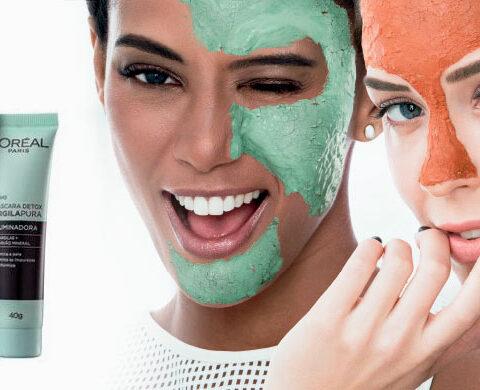 Chatômetro: máscara L'Oréal Detox Argila Pura