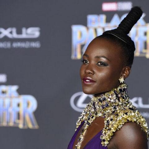 Os looks da Lupita Nyong'o nos eventos de Pantera Negra