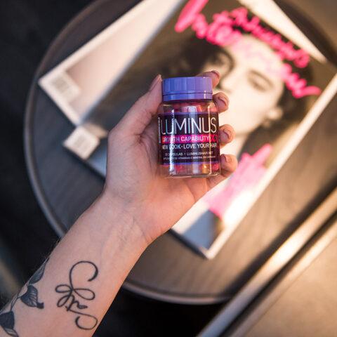 De dentro pra fora: vitamina pro cabelo!
