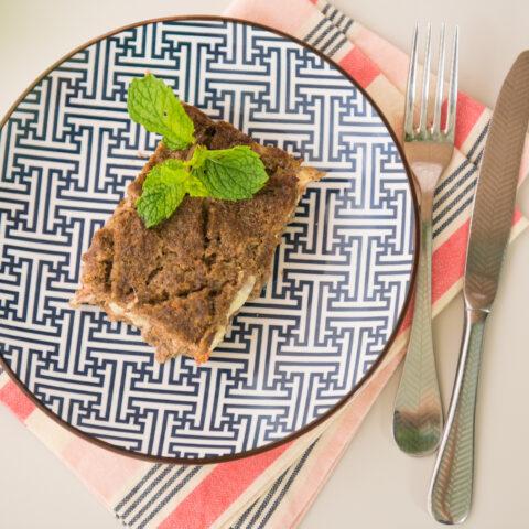 Receita de quibe assado recheado | O Chef e a Chata